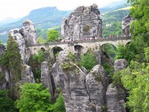 Pinnacoli di Bastei