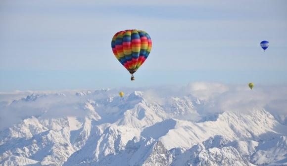 A Dobbiaco sport, neve e mongolfiere