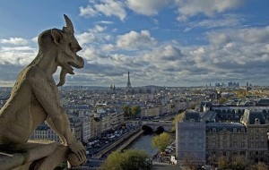 Weekend a Parigi en plein air