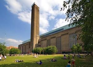 LONDRA mille volti per una sola città - Tate Modern