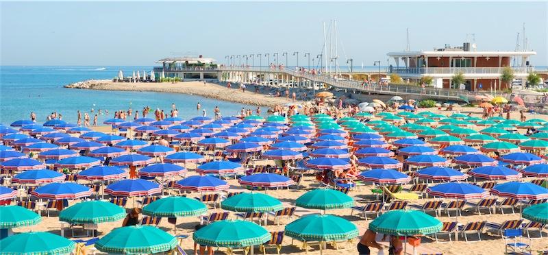 Matrimonio Spiaggia Misano Adriatico : Bellezze di cattolica perla della riviera romagnola