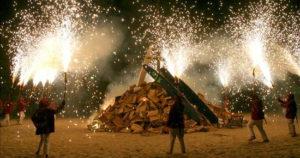 San Juan a Barcellona: 23-24 giugno la noche de fuego