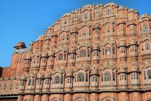 Due Stati dell'India: Rajasthan e Uttar Pradesh