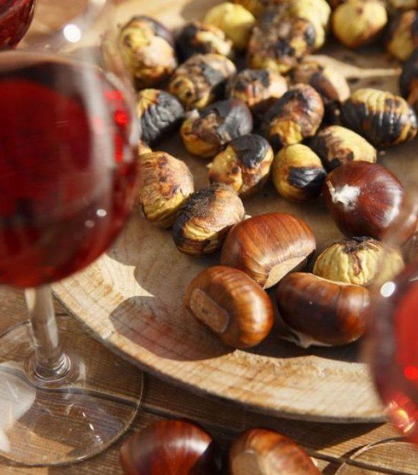 Sardegna in autunno: festa del vino e delle castagne