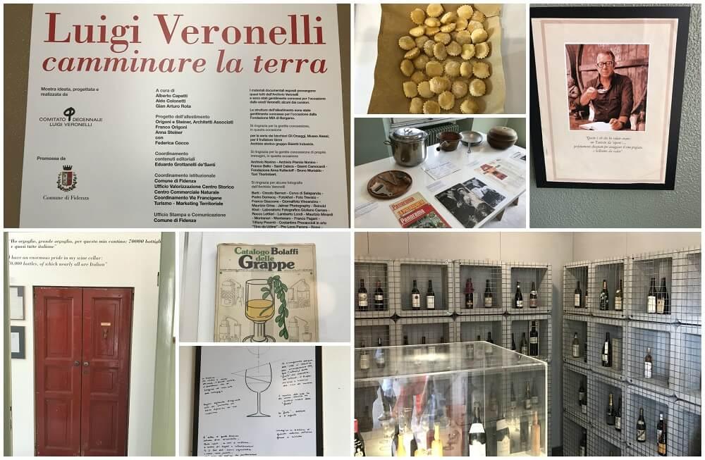 Mostra Luigi Veronelli Fidenza