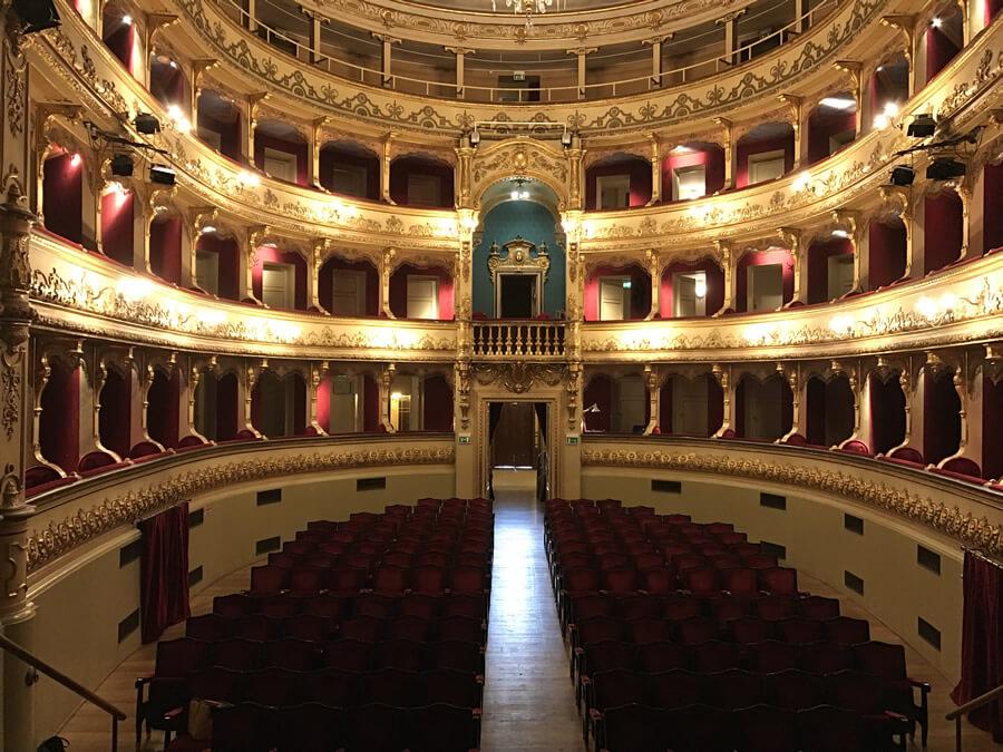 Teatro Girolamo Magnani Fidenza