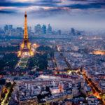 Parigi, la ville lumière d'Europa