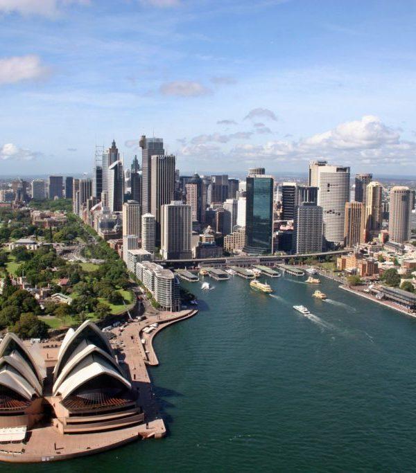 Sydney e le sue spiagge mozzafiato
