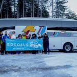 Sciare low-cost: grazie alla startup italiana GoGoBus è possibile