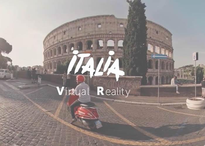 Come funziona Italia VR,