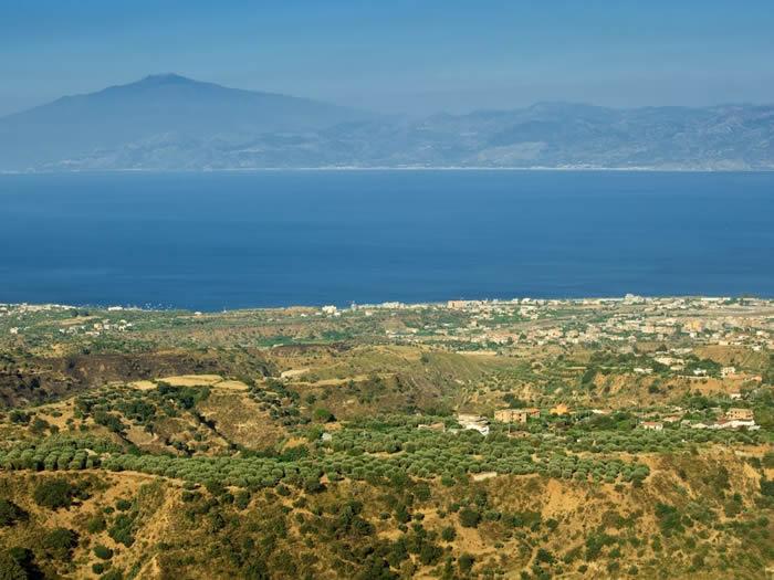 Trekking in Aspromonte: panorama