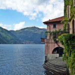 Borgo di Nesso: panorama sul lago