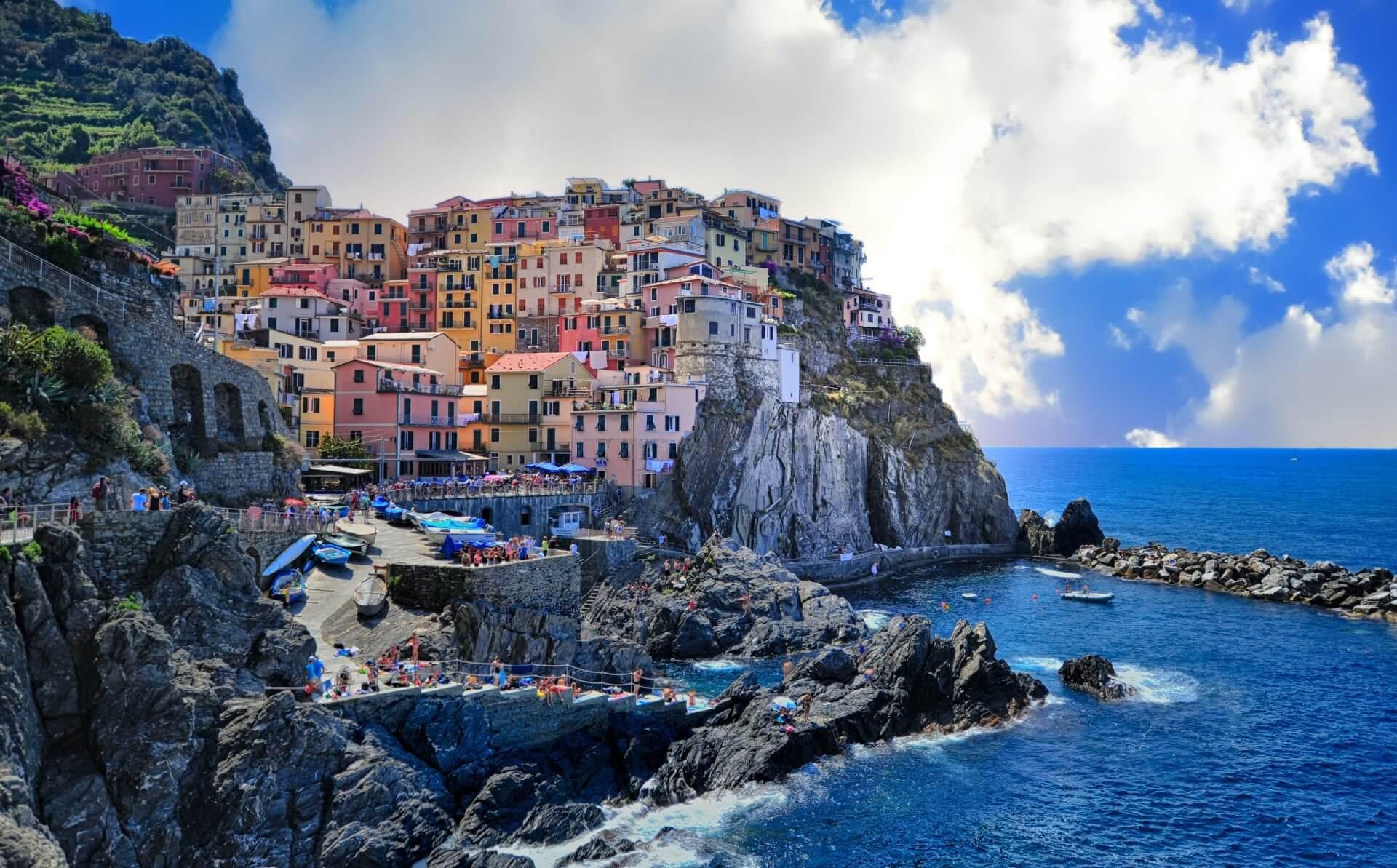 Guida viaggi in Liguria