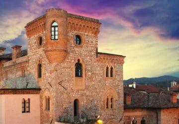 Castello Canussio in Friuli Venezia Giulia