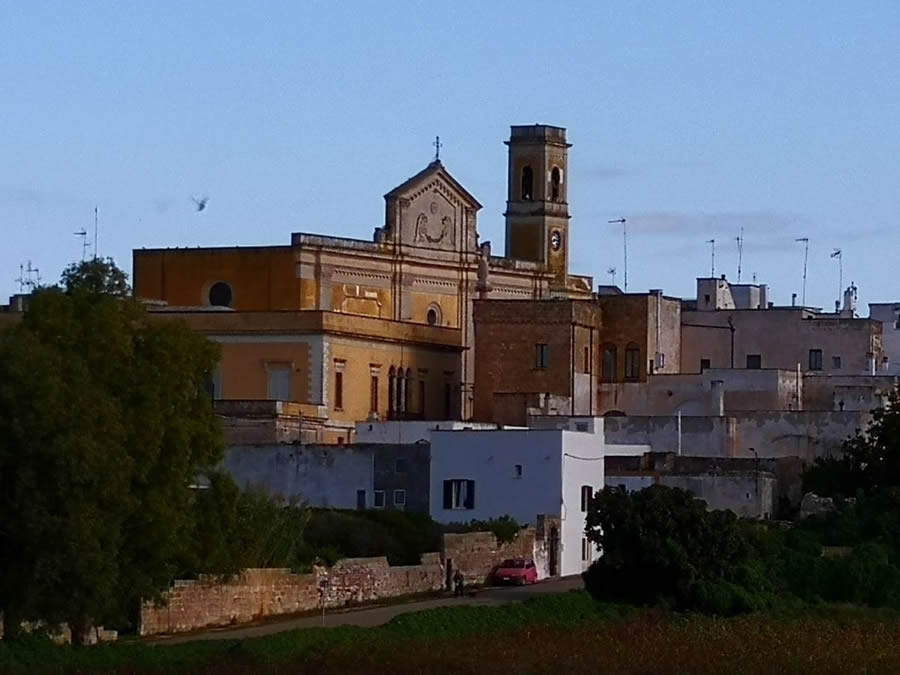Ecco cosa visitare a Salve, Lecce