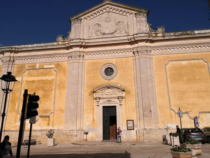 Chiesa Madre di San Nicola Magno  a Salve