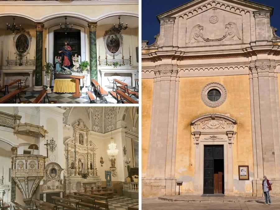 Salve: Chiesa Madre di San Nicola Magno