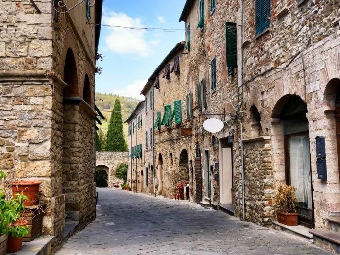 Suvereto in Toscana