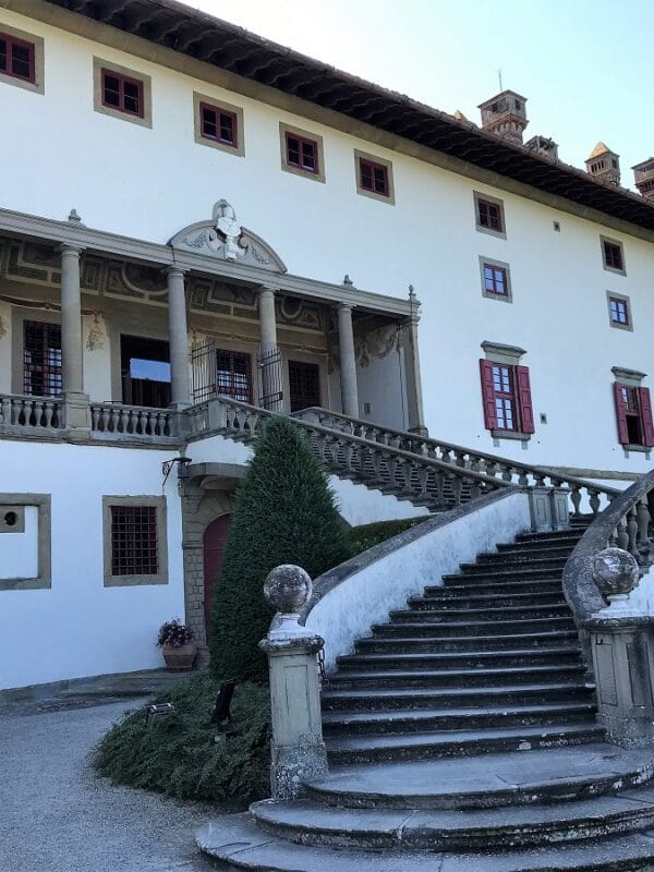 Ospitalità di Tenuta di Artimino: Hotel Paggeria Medicea